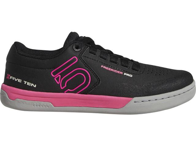 Five Ten Freerider Pro Shoes Women core black/clonix/shopnk